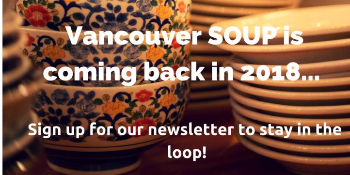 Next Vancouver SOUP-16